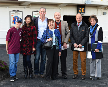 Barclay Tagg and Robin Smullen and connections of Realm