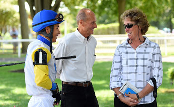Barclay Tagg, Robin Smullen and Jose Ortiz